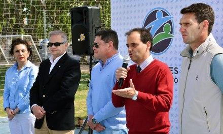 Se presentaron los Juegos Intercolegiales Deportes Río Cuarto 2017