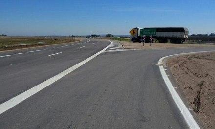 Habilitan completamente la autovía que une a Córdoba con Río Cuarto