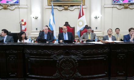 38º Sesión Ordinaria de la Legislatura de Córdoba