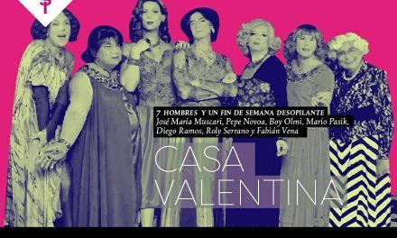 La obra «Casa Valentina» llega al Teatro de General Cabrera