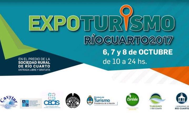 Llega la Primera Expo Turismo a Río Cuarto