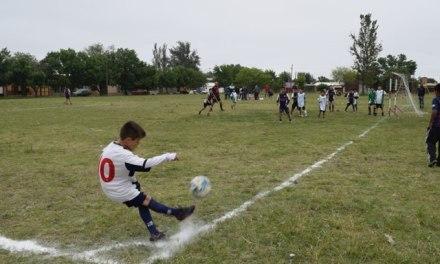 Liga barrial: se jugó la 3º fecha en Río Cuarto