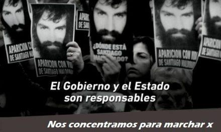 Convocan a marchar por Santiago Maldonado