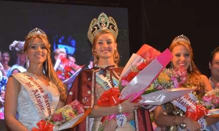 La nueva Reina de la Fiesta Nacional de La Falda es de Serrano