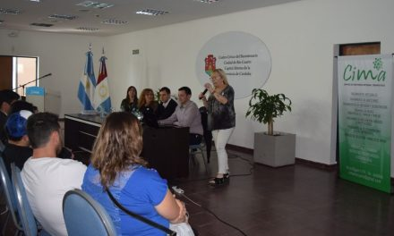 Río Cuarto: Docentes se capacitaron en Tourette