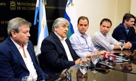 Un nuevo servicio de colectivo conectará Río Cuarto con el aeropuerto de Las Higueras