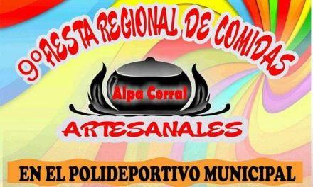 9ª Fiesta de las Comidas Artesanales en Alpa Corral
