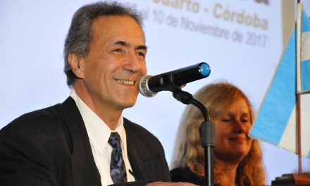 Congreso de química analítica en Río Cuarto