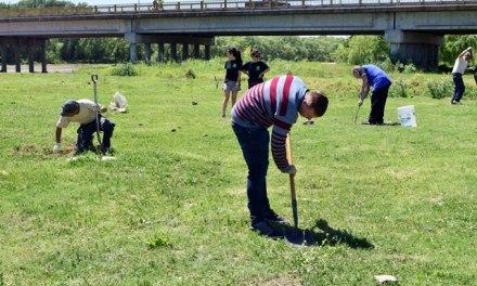 Cuido mi Río: Continúa la limpieza del río Cuarto