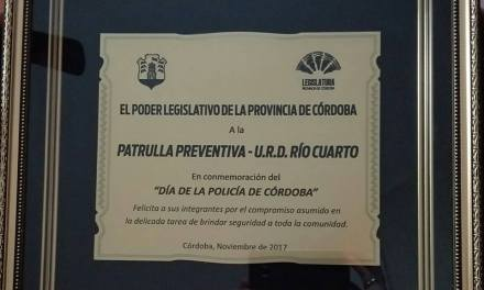 La Departamental de Río Cuarto fue distinguida