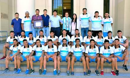 El Gobierno de Río Cuarto reconoció al Club Alberdi