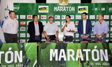 Se presentó la 40° edición de la Maratón de los Dos Años