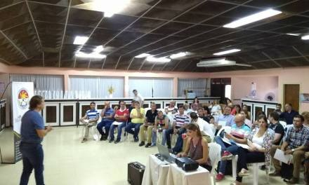 Municipios debaten sobre salud, educación y obra pública