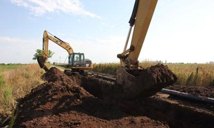 «Ya están en marcha los 18 subsistemas de gasoductos troncales»