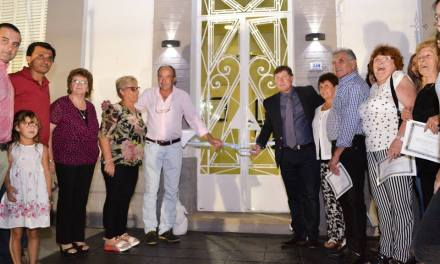 La Cautiva festejó los 107 años de su fundación