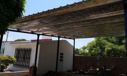 Refacciones y construcciones en el Hogar de Abuelos «Juan Manuel Costas»