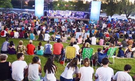 Se presentaron los ciclos musicales en Río Cuarto