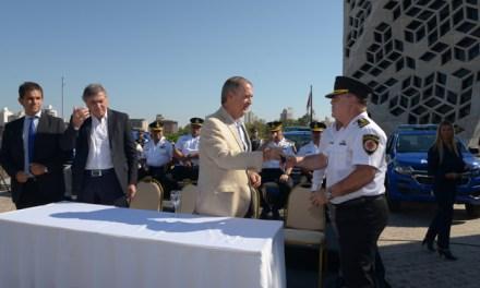 La Policía suma 50 camionetas para reforzar la prevención