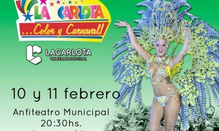 Carnavales en La Carlota