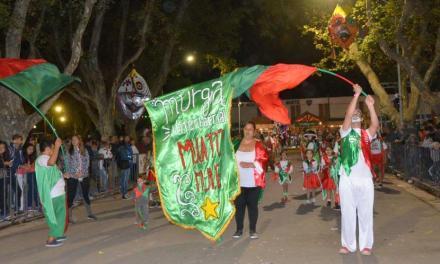 Más de 50 mil personas disfrutaron del Carnaval