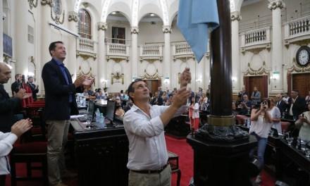 Se realizó la segunda Sesión Ordinaria del 140º Período Legislativo