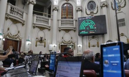 Se realizó la 5º Sesión Ordinaria de la Legislatura