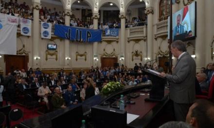 Apertura del 140º período legislativo de Córdoba