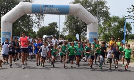 Más de 350 chicos participaron de la Maratón Intercolonias