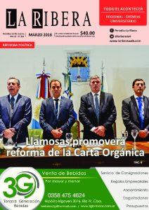 La Ribera - Marzo 2018