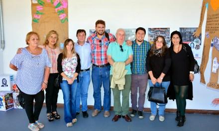 """Se inauguró la muestra """"Colegios con Identidad"""" en el Andino"""