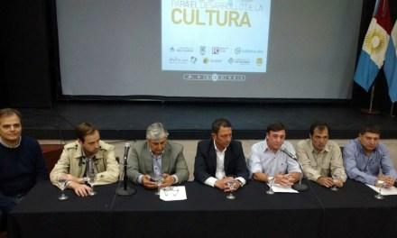 Se presentó el Fondo Cultural del Sur