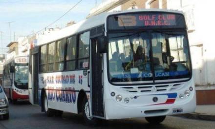 Río Cuarto: El boleto aumentará un 57%