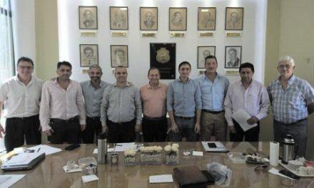 Rodriguez Martina fue reelecto Presidente de la Comunidad Regional Roque Saenz Peña