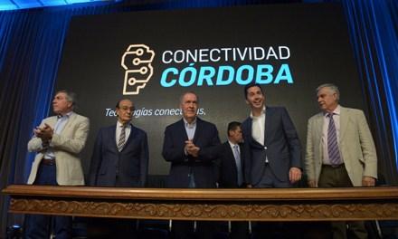 """""""Córdoba será la única provincia con más de 5000 km de fibra óptica"""""""