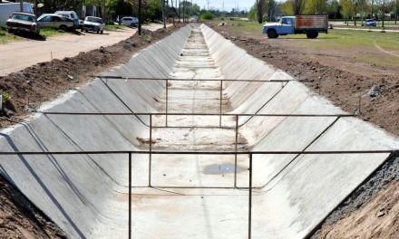 El Gobierno de la Provincia realiza obras en todo el departamento Río Cuarto