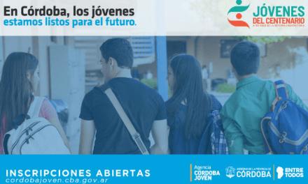 """Los """"Jóvenes del Centenario"""" ya tienen acceso a su programa"""