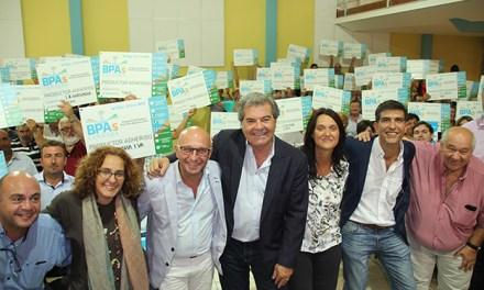 La Francia: La Provincia entregó $3.831.867 a productores