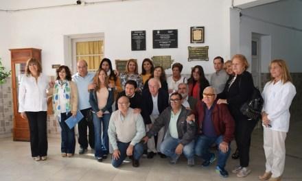 Semana de la Memoria: la comunidad educativa homenajeó a Juan Carlos Perchante