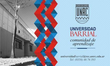Se firmaron los protocolos de trabajo entre la Universidad Barrial y las organizaciones sociales