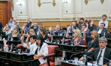 La Unicameral expresó su preocupación por el retraso en el envío de fondos a la UNRC