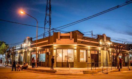 Villa Huidobro recuperó otro edificio Histórico