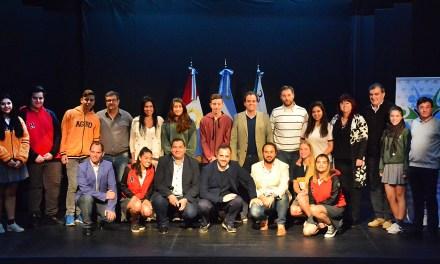 16 alumnos conformaron el 1° Gabinete Estudiantil