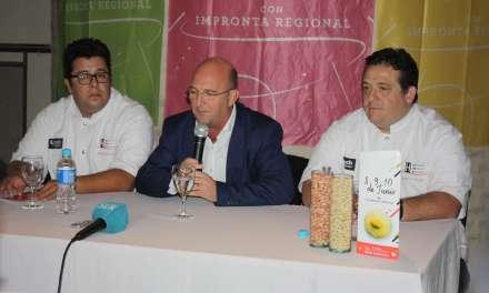 Se realizó el lanzamiento del Festival «Sabores del Maní»