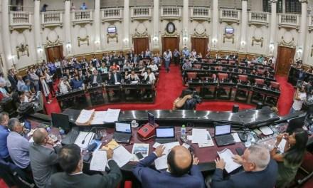 Con la ausencia de Cambiemos, el PJ aprobó reformas el código electoral