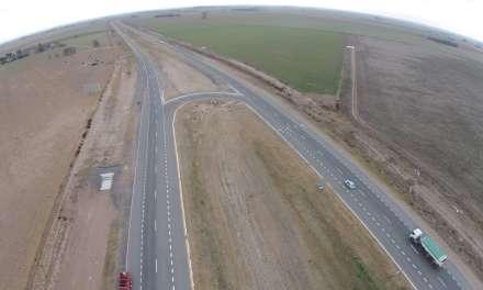 La Ruta 36 será la primera autovía inteligente del país