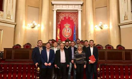 Intendentes cordobeses se capacitaron en gestión en Madrid