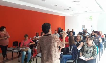 Laboulaye: Capacitan a Microemprendedores