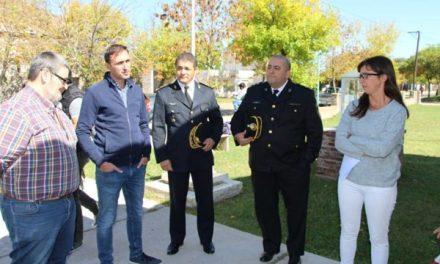 La Municipalidad de Melo recibió cámaras y equipamiento para monitoreo