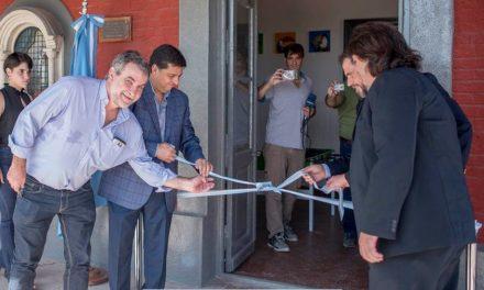 Se inauguró el centro asistencial en Villa Huidobro