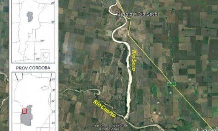 Geólogos analizarán la potencialidad de extracción de arena en río Seco